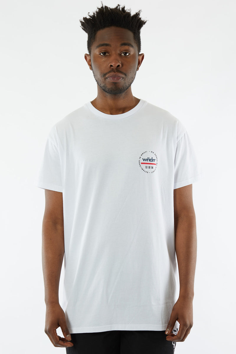 TRANSIT CUSTOM FIT TEE - WHITE