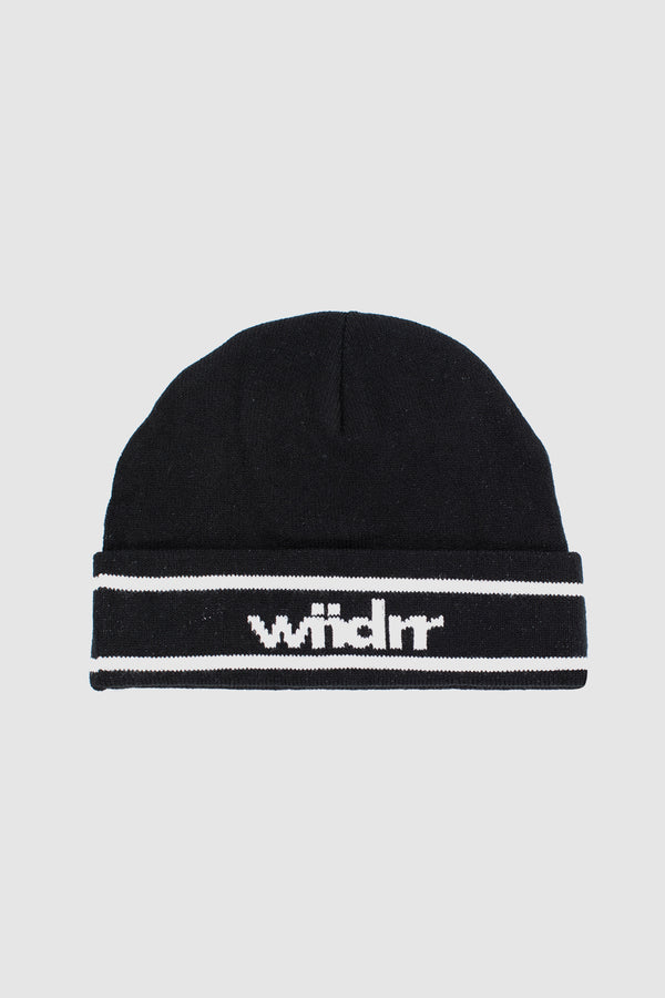 DISTRICT BEANIE - BLACK