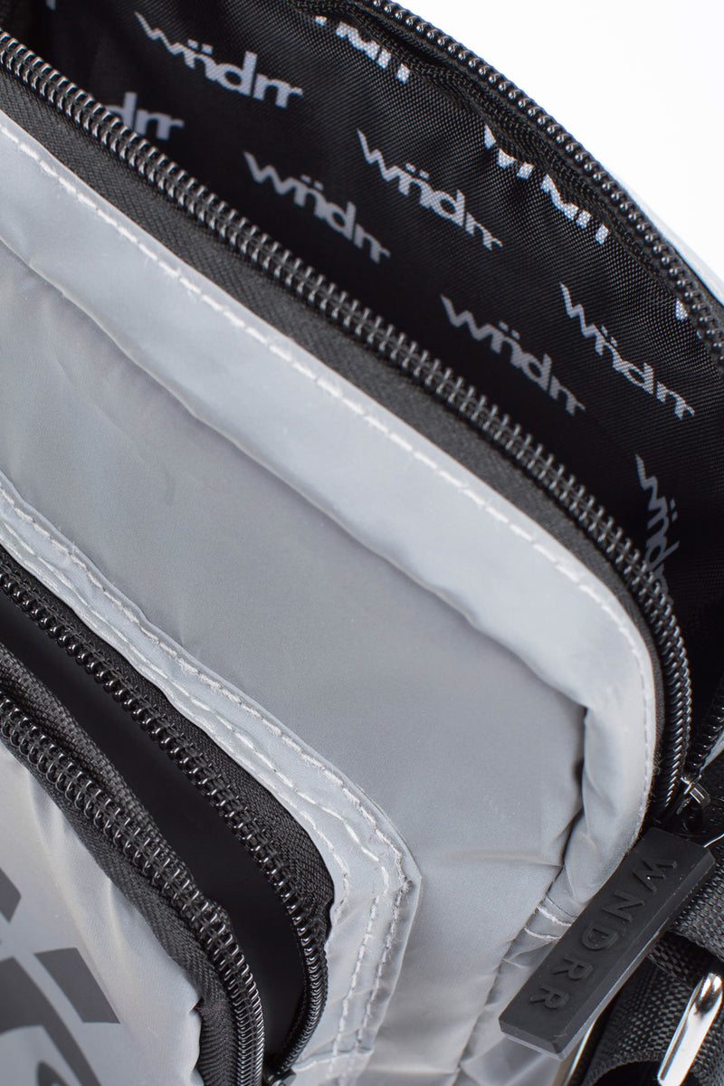 OVERTIME SIDE BAG - REFLECTIVE