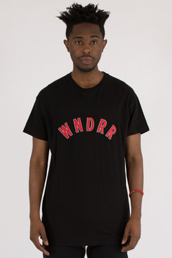 SIMMONS CUSTOM FIT TEE - BLACK