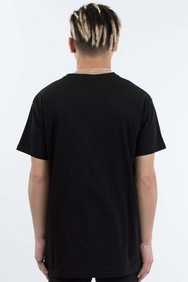 RAMPAGE CUSTOM FIT TEE - BLACK