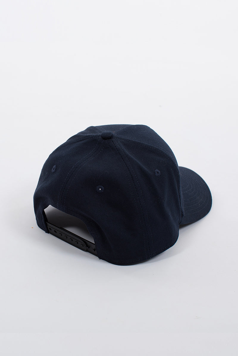 PHILLIPS SNAPBACK CAP - NAVY/WHITE