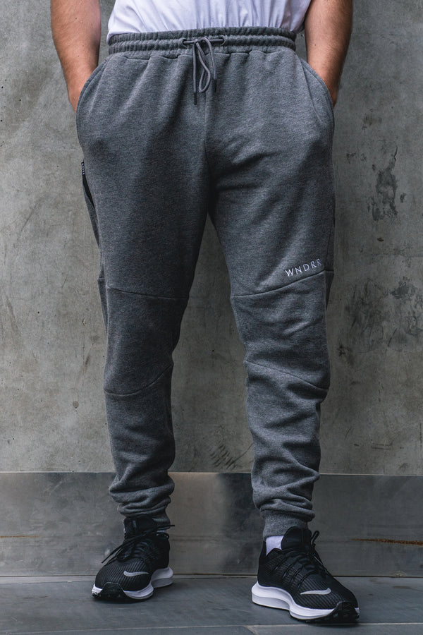 ALCANTARA TECH TRACKPANT - CHARCOAL