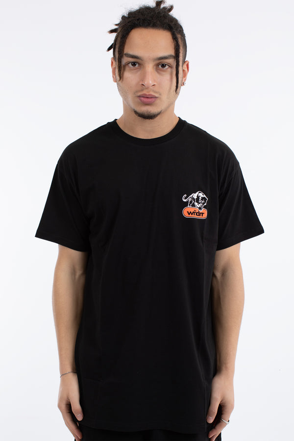 FELONY CUSTOM FIT TEE - BLACK