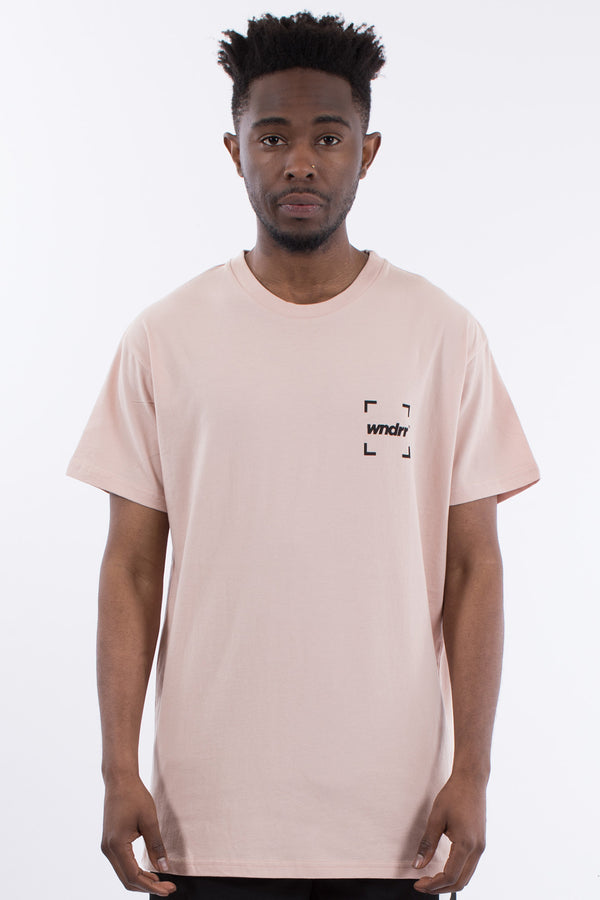 MARKSMAN CUSTOM FIT TEE - SAND