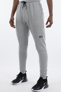 HOXTON TECH TRACKPANT - GREY MARLE