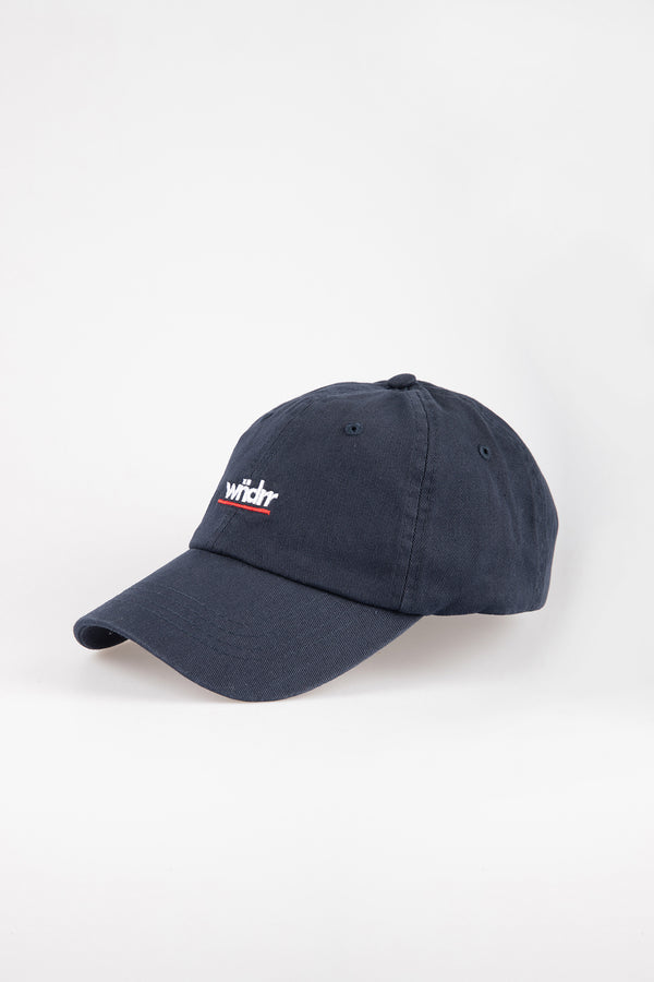 MIRAGE 6 PANEL CAP - NAVY