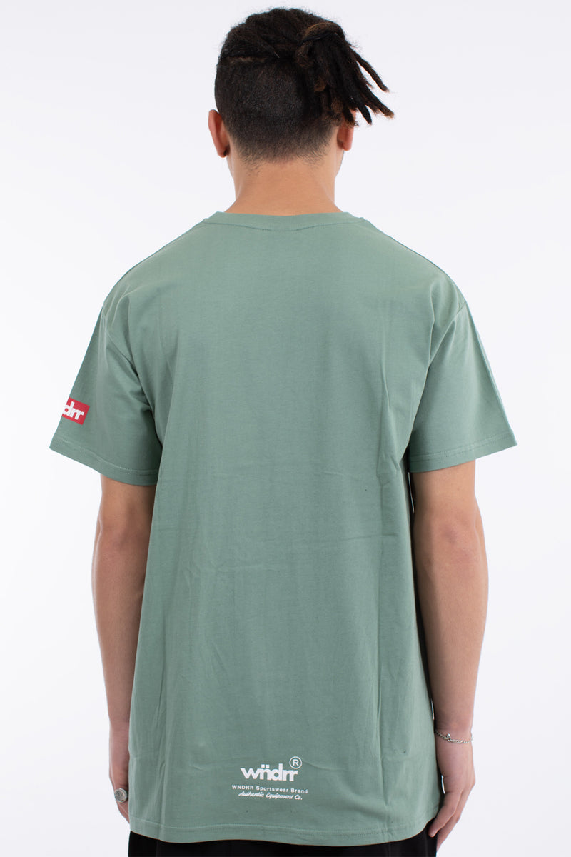 PARADOX CUSTOM FIT TEE - OLIVE