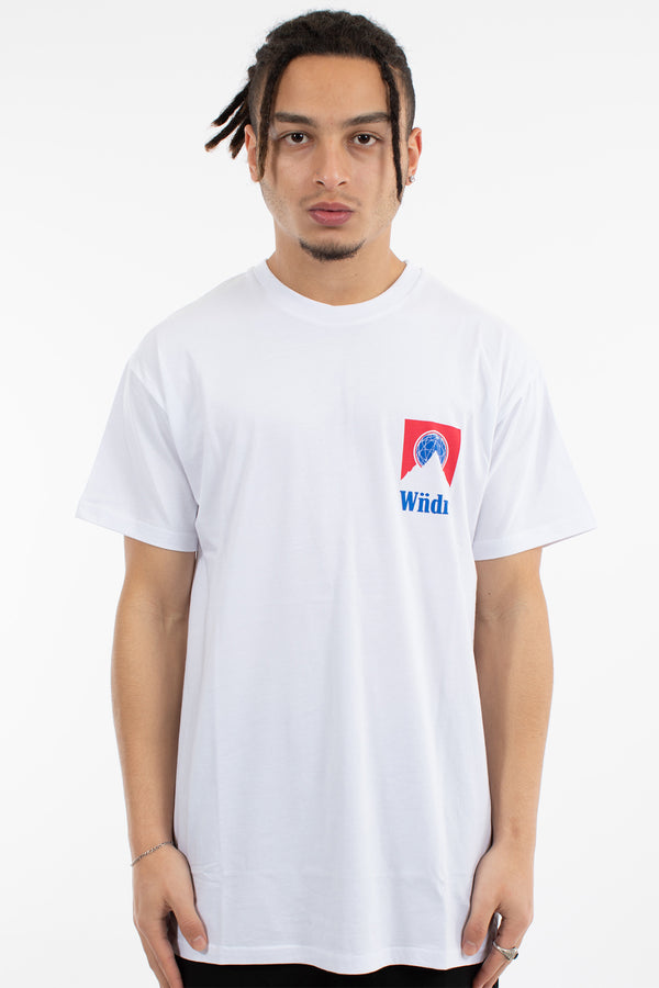 WALKER CUSTOM FIT TEE - WHITE