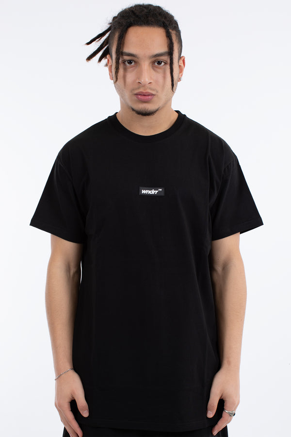 BACKLASH CUSTOM FIT TEE - BLACK