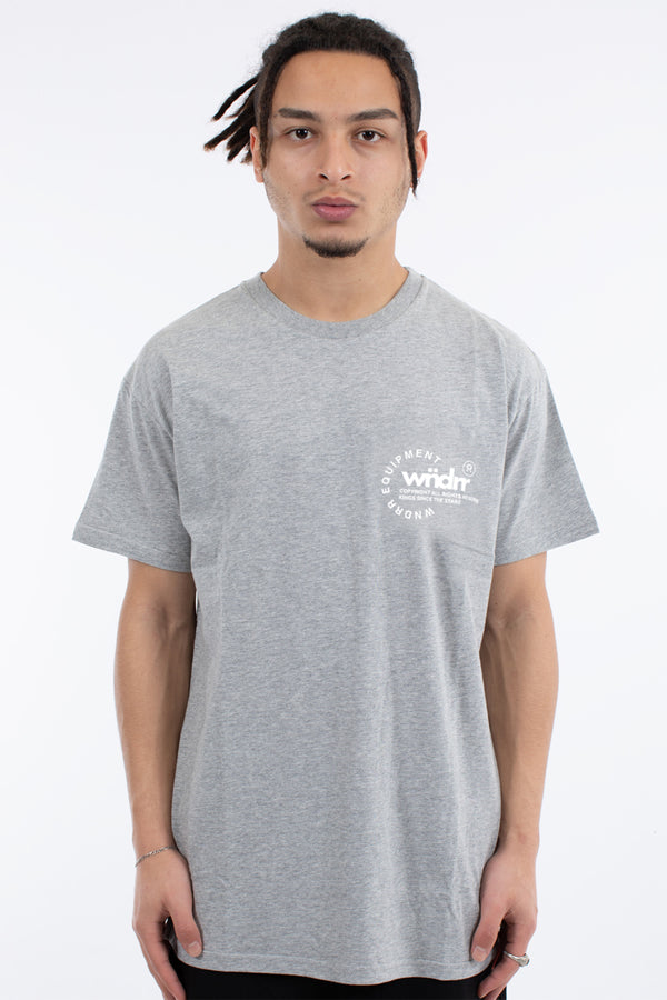 STAGE CUSTOM FIT TEE - GREY MARLE