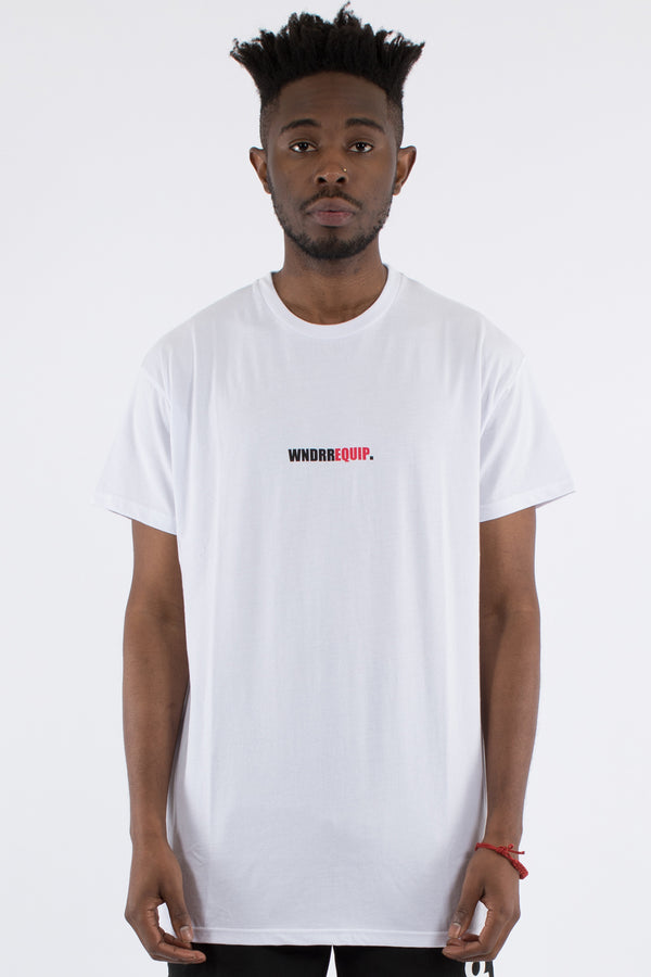 MOTION CUSTOM FIT TEE - WHITE