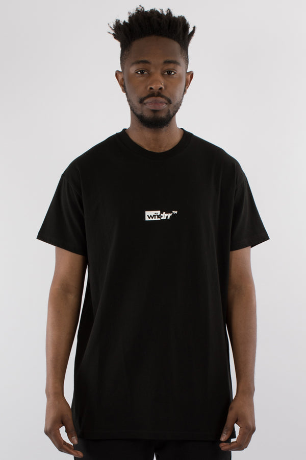 FRAUD CUSTOM FIT TEE - BLACK