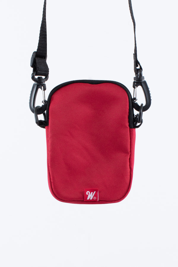 ACCENT POCKET BAG - RED