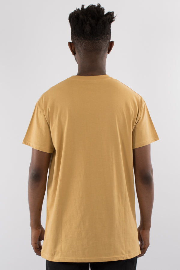 THORN CUSTOM FIT TEE - TAN