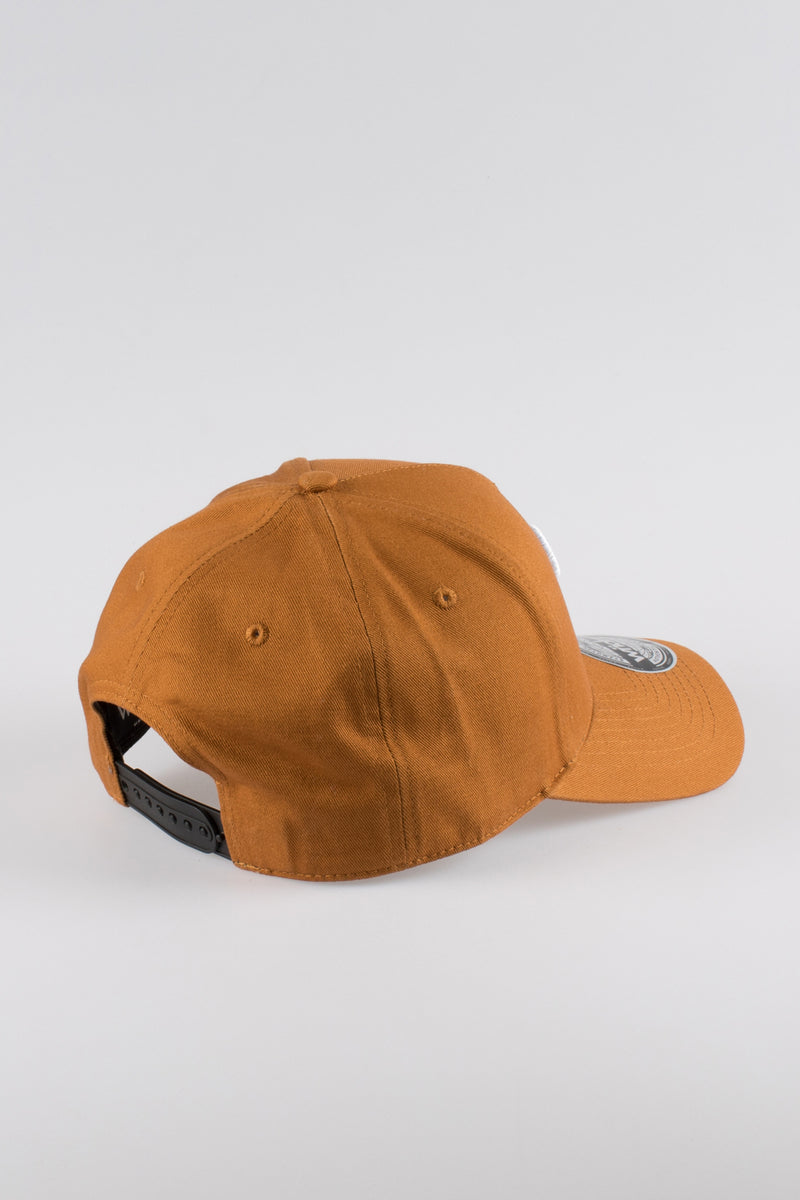 PHILLIPS SNAPBACK CAP - ALMOND
