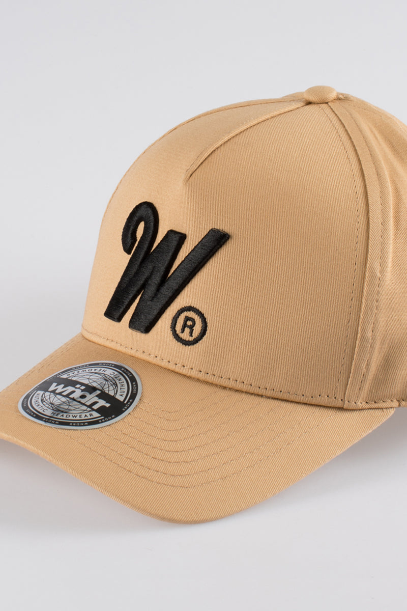 PHILLIPS SNAPBACK CAP - WHEAT
