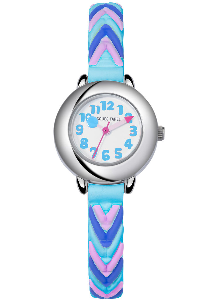 Jacques Farel Kids - Splash of Color watch - KRL2111