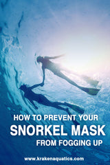 How To Prevent Your Snorkel Mask From Fogging Up