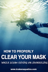 How To Properly Clear Your Mask