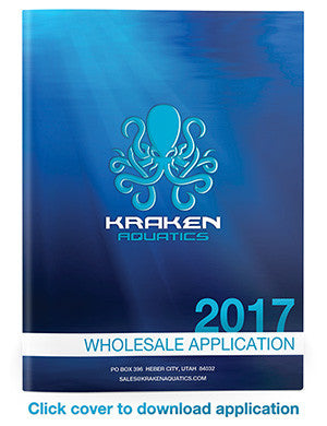 Kraken Aquatics Wholesale Application