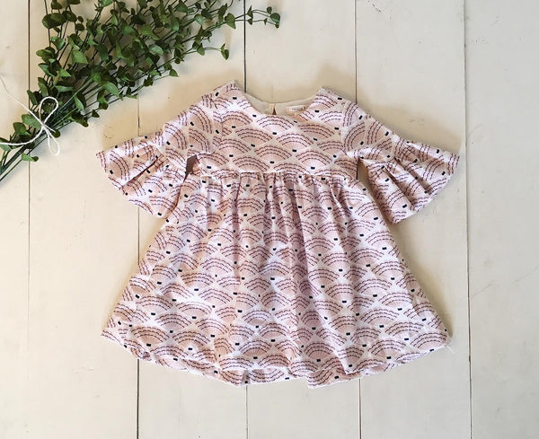 cavelle kids lily dress on nos nos