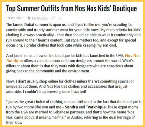 sand in my toes top summer outfits from nos nos kids boutique