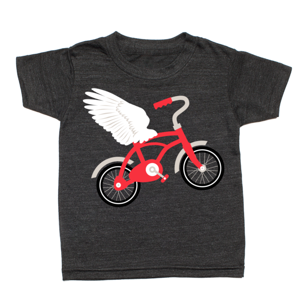 whistle and flute bike t shirt