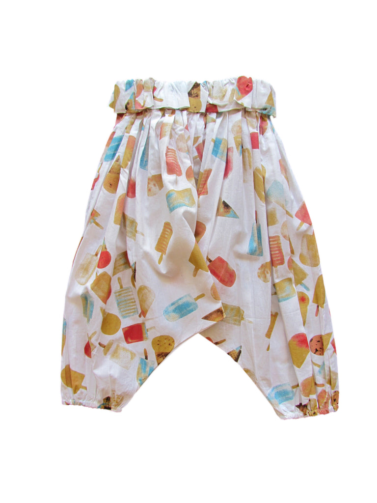 marin + morgan dhoti pants candy pop girl pants