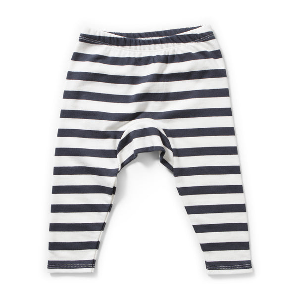 munster kids lines stripe baby leggings