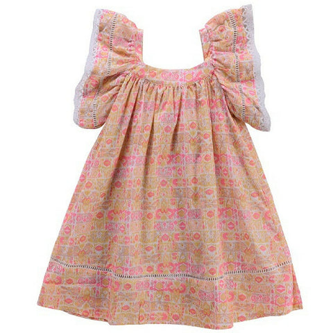 louise misha penelope dress batik print