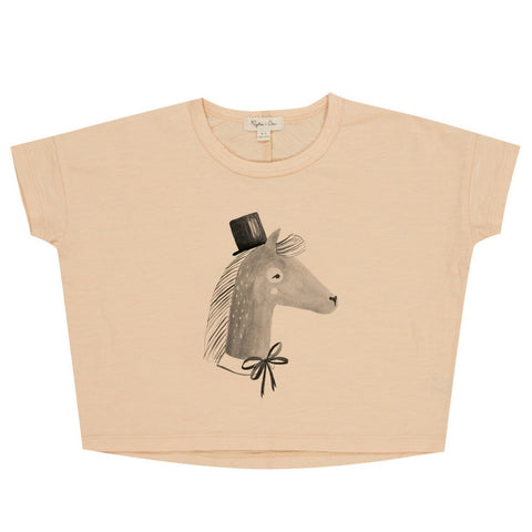 rylee and cru horse boxy tee