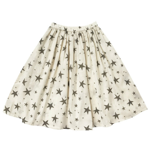 rylee and cru stars maxi skirt