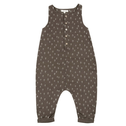 rylee and cru trees sleeveless jumpsuit