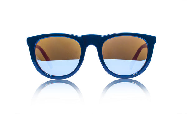 sons and daughters bobby deux kids sunglasses navy