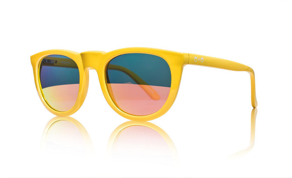 sons and daughters bobby deux kids sunglasses yellow