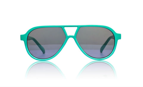 sons and daughters rocky II kids sunglasses seafoam