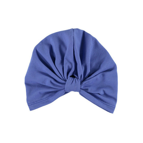 ultra violet kids grape baby turban