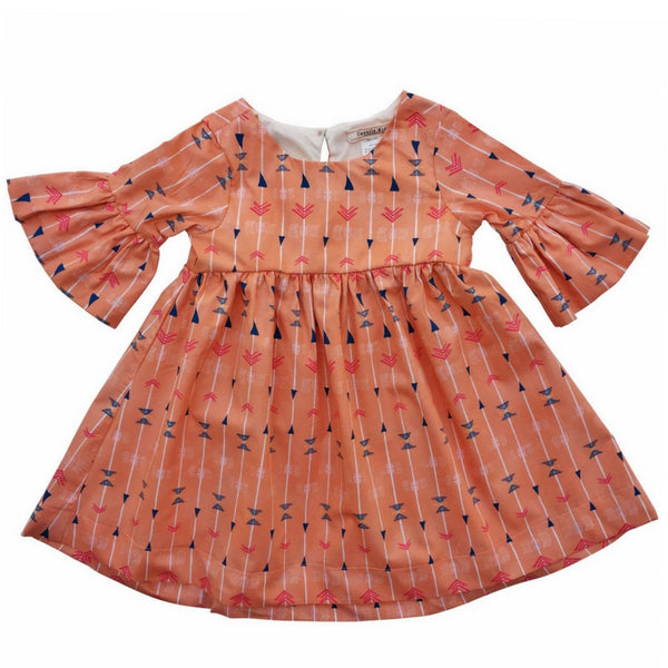cavelle kids arrows lily dress