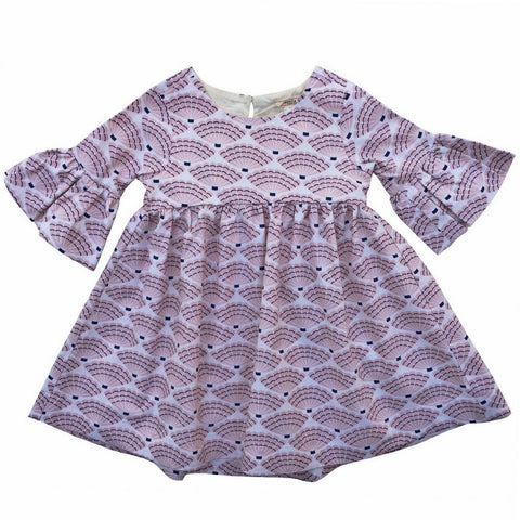 cavelle kids seashells lily dress