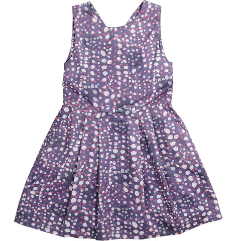 imoga jamie print dress bon bon girls dress