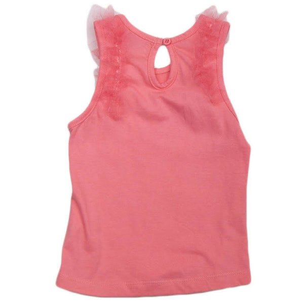 lali kids tank top peach blossom back