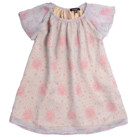 imoga ryan cap sleeve dress sprinkle girls dress