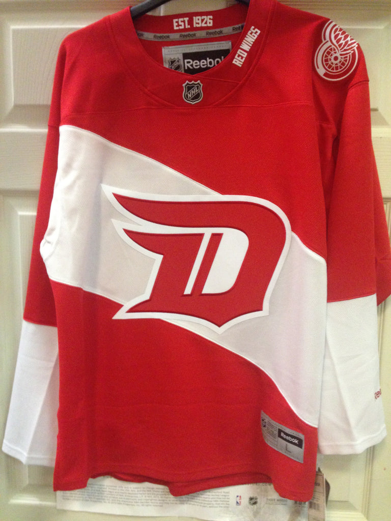 dc68167ef60 Detroit Red Wings BLANK 2016 Stadium Series Premiere Jersey – Pro Edge  Sports