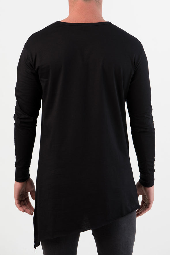 London Long Sleeve With Zipper