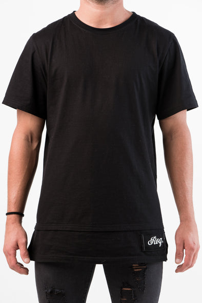Liverpool Layer Tee - Black