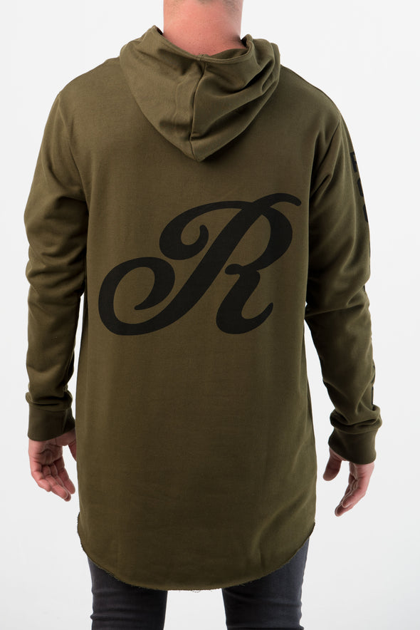 Boston Hooded Pullover