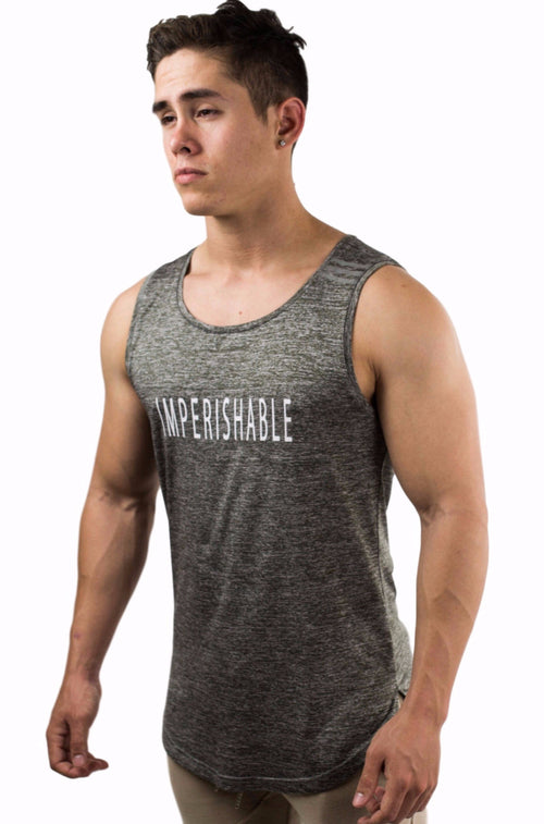Imperishable Tank - Grey