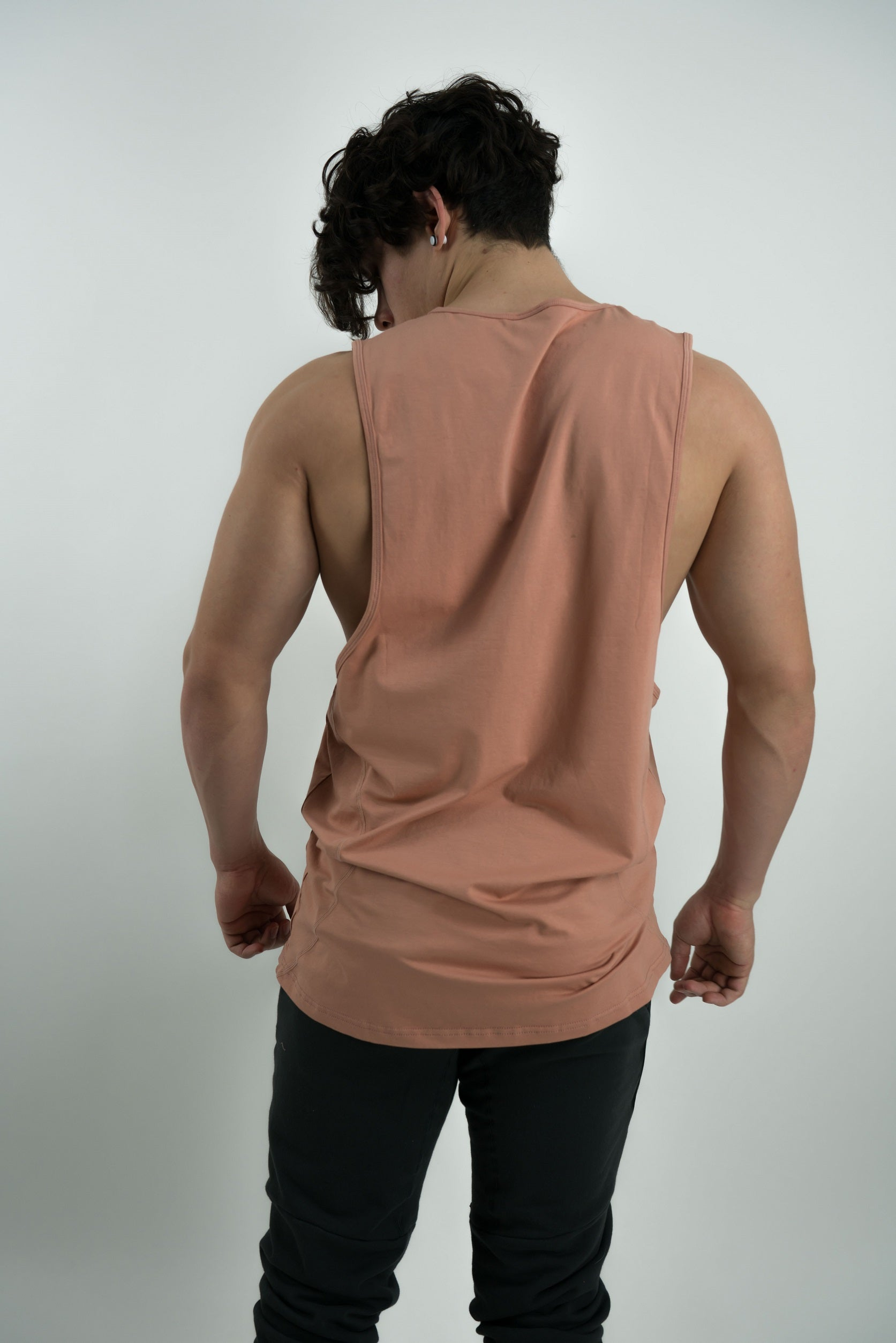 Rayon Lock Tanks - Salmon
