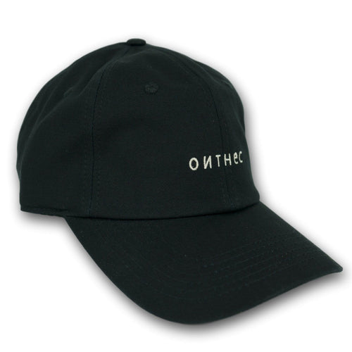 Onthec Dad Hat - Black/Cream